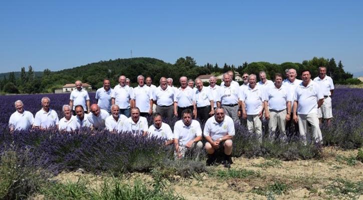 Voyage Drôme Provençale juin 2015